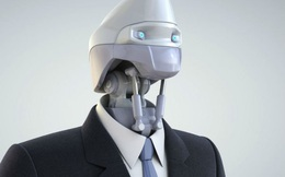 Công ty này vừa tuyển luật sư mới rất giỏi, và đó là một con robot