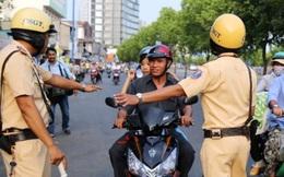 Có cấm được CSGT 'núp lùm' bắt người vi phạm?