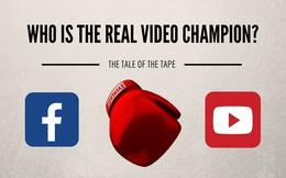 Cuộc chiến video năm 2016: Facebook vs. YouTube