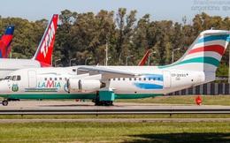 NÓNG: Máy bay chở 81 người, trong đó có 1 đội bóng Brazil rơi ở Colombia