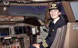 """Đã đến thời các nữ phi công """"cất cánh"""""""