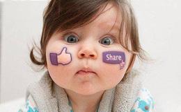 Ở Việt Nam, bà mẹ nào hay đăng ảnh con lên Facebook có thể phải ra tòa