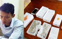 Vụ tráo iPhone bằng đá: nhân viên Thế Giới Di Động đút túi 100 triệu đồng