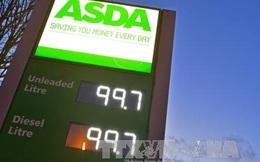 Giá dầu trượt xuống dưới 31 USD/thùng