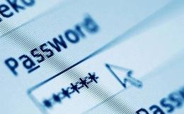"""""""123456"""" là mật khẩu tệ nhất thế giới"""