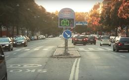 Để cổ vũ an toàn giao thông, người Thụy Điển đã có sáng kiến cực kỳ hay ai cũng nên học