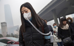 Để sống tại môi trường cực kỳ ô nhiễm như Bắc Kinh, đây là cách người dân dùng chỉ để thở