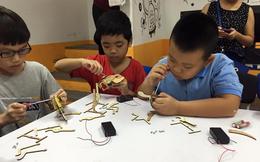 Đến thăm xưởng chế tạo đồ chơi Trung thu cho trẻ Việt - nơi chắp cánh ước mơ làm kỹ sư của các em nhỏ