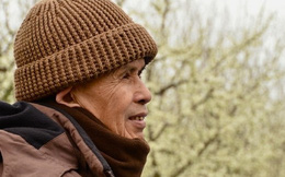 Thiền sư Thích Nhất Hạnh chỉ dạy cách thở cực kỳ đơn giản có thể đẩy lùi oán giận và tuyệt vọng