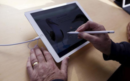 Doanh số iPad Pro vượt mặt Surface trong Q4/2015