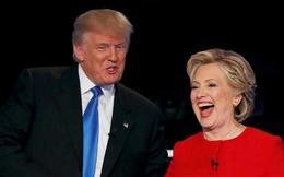 Donald Trump đánh bại Hillary Clinton trên tìm kiếm Google