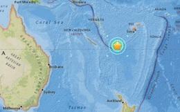 Động đất mạnh ở Thái Bình Dương, đã có cảnh báo sóng thần