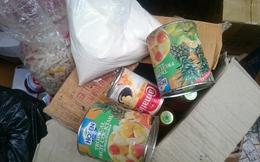 Cả tấn chanh muối, bột trà sữa, mứt bí... không rõ nguồn gốc suýt chui vào bụng người dân Hà Nội