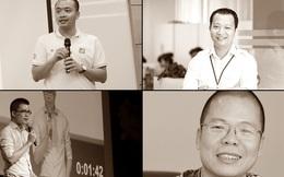 4 doanh nhân Việt Nam được vinh danh Top 40 cá nhân đóng góp nhiều nhất cho ngành TMĐT Đông Nam Á 2016