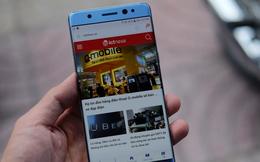 Có thể sẽ ngưng bán và thu hồi Note 7 tại Việt Nam