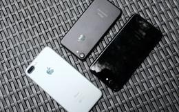 Đây là lý do bạn sẽ không muốn bỏ hơn 24 triệu đồng nâng cấp iPhone 6s lên iPhone 7 đen bóng