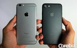 Tư vấn: đang dùng iPhone 6/6s có nên lên đời iPhone 7?