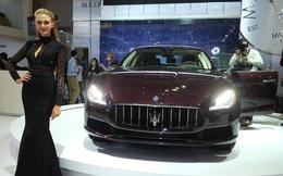 Maserati tung xế sang Quattroporte 2017 khởi điểm 6,1 tỷ đồng: thách thức Audi A8 và Mercedes S-Class