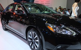 Cạnh tranh Toyota Camry và Mazda 6, Nissan tung sedan hạng D Teana 2016 giá 1,49 tỷ đồng