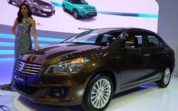 Cạnh tranh với Honda City, Toyota Vios, Suzuki tung sedan hạng B Ciaz chưa tới 600 triệu