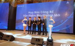 Sony chính thức ra mắt loạt máy chơi game Playstation mới tại Việt Nam, giá nhỉnh hơn xách tay chút ít