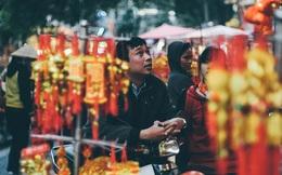 Những hình ảnh nhắc rằng Tết đã cận kề trên từng góc phố Hà Nội
