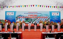 Hà Nội: Khởi công xây dựng cảng thông quan nội địa lớn nhất