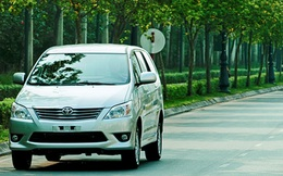 Triệu hồi 764 xe Toyota Innova tại thị trường Việt Nam