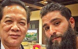 Thủ tướng Nguyễn Tấn Dũng thăm đoàn phim Kong: Skull Island