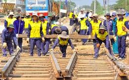 Việt Nam cần gần 1 triệu tỷ đồng để làm đường bộ, đường sắt...60% sẽ lấy từ ngân sách