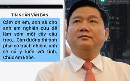 """Bên cạnh """"chiếc điện thoại cảm xúc"""" của ông Đinh La Thăng"""