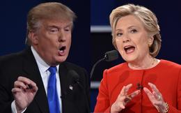Tranh luận Trump - Clinton trở thành cuộc chiến bàn phím dữ dội nhất trong lịch sử Twitter