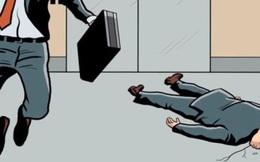 Nhảy lên khi thang máy rơi liệu có sống sót?