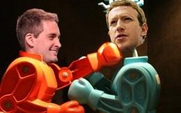 Cuộc chiến giữa Evan Spiegel và Mark Zuckerberg tái hiện những gì Steve Jobs và Bill Gates đã từng làm trong quá khứ