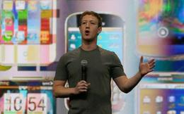 Facebook vừa tạo ra 13 tỷ USD doanh thu từ quảng cáo trên smartphone