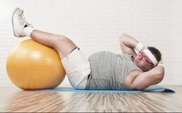 Khoa học chứng minh 'Béo phì càng chăm tập thể dục thì càng nhanh chết sớm'