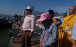 Đà Nẵng: Gần 400 thợ lặn đang tìm kiếm nạn nhân vụ lật tàu du lịch trên sông Hàn