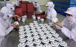 Công nghiệp chế biến, chế tạo đang hút vốn FDI