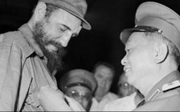 """""""Fidel Castro dành tình cảm rất đặc biệt đối với Việt Nam"""""""