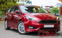 Trên vô-lăng Ford Focus EcoBoost, mẫu xe gia đình tầm giá 1 tỷ đồng