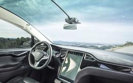 Elon Musk đang phát triển kính xe ô tô làm tan được tuyết cho mẫu Model 3
