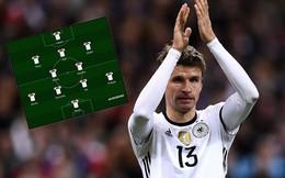 Cầu thủ thứ 12 của Đức: Công nghệ và dữ liệu khổng lồ