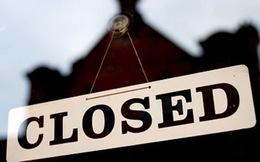 4 tháng đầu năm, có thêm gần 29.000 doanh nghiệp giải thể, ngừng hoạt động