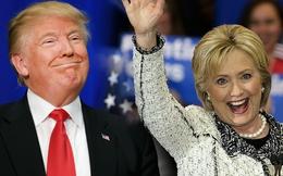 Ông Trump đang áp đảo bà Clinton ở những bang mang tính quyết định