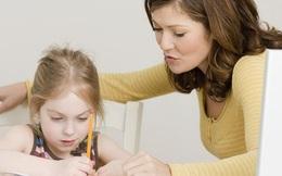 Giúp đỡ con cái trong việc làm bài tập về nhà có thể gây hại