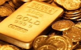 Giá vàng sẽ thấp hơn 57 USD so với mức trung bình của năm 2015