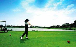 Đất làm sân golf đang rộng hơn đất dành cho bệnh viện, trạm y tế