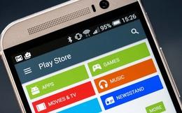 Lượt tải ứng dụng trên Google Play cao gấp đôi App Store nhưng doanh thu kém tới 90%