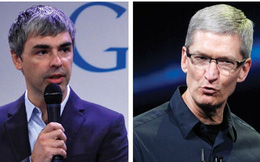 """Google và sự thật đằng sau """"1 tỷ USD lót tay"""" cho Apple"""