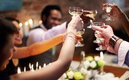 Đây là bí quyết cho những người làm nghề bắt buộc phải uống rượu